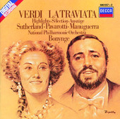Luciano Pavarotti | Verdi: La Traviata - Highlights