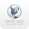 White Web Browser - Always private web browser